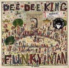 """Dee Dee King Funky Man & Dub US 12"""" Ramones"""
