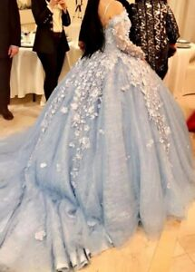 Engagment/ Quinceanera Princess Dress