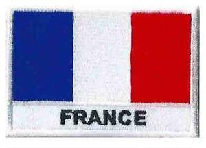 Ecusson-patche-patch-drapeau-France-Francais-70-x-45-mm-brode-a-coudre