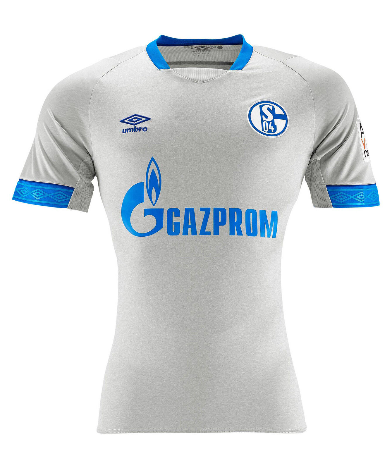 Umbro Herren Fußballtrikot  FC Schalke 04 Away  Kurzarm Kurzarm Kurzarm NEU 1ccc3e