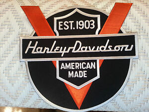 Harley Davidson Old NOS Vintage patch