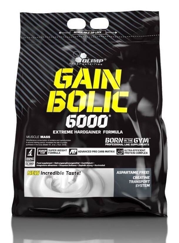 ( /Kg) 6800g Olimp Gain Bolic 6000 Weightgainer - Extreme Hardgainer 6,8kg