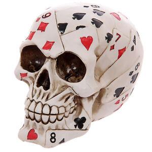 Totenkopf-Schaedel-Totenkoepfe-Gothic-Skull-Dekoration-Larp-11-5cm-Mystik-Deko-NEU