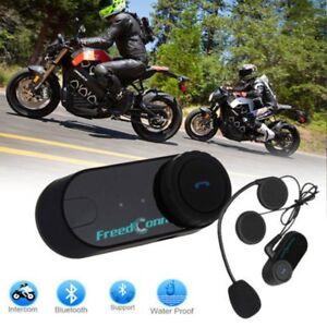 100% De Qualité T-com Vb Motocycle Helmet Headset 800m Range Interphone Motorcycle Intercom K*w& Adopter Une Technologie De Pointe