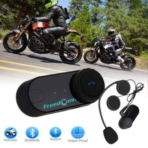 T-COM VB Motocycle Helmet Headset 800M Range Interphone Motorcycle Intercom yl