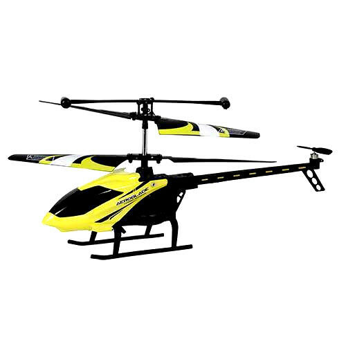 Tech Toyz Remote Control Helicopter - LED Lights, 3 Channel Remote Control