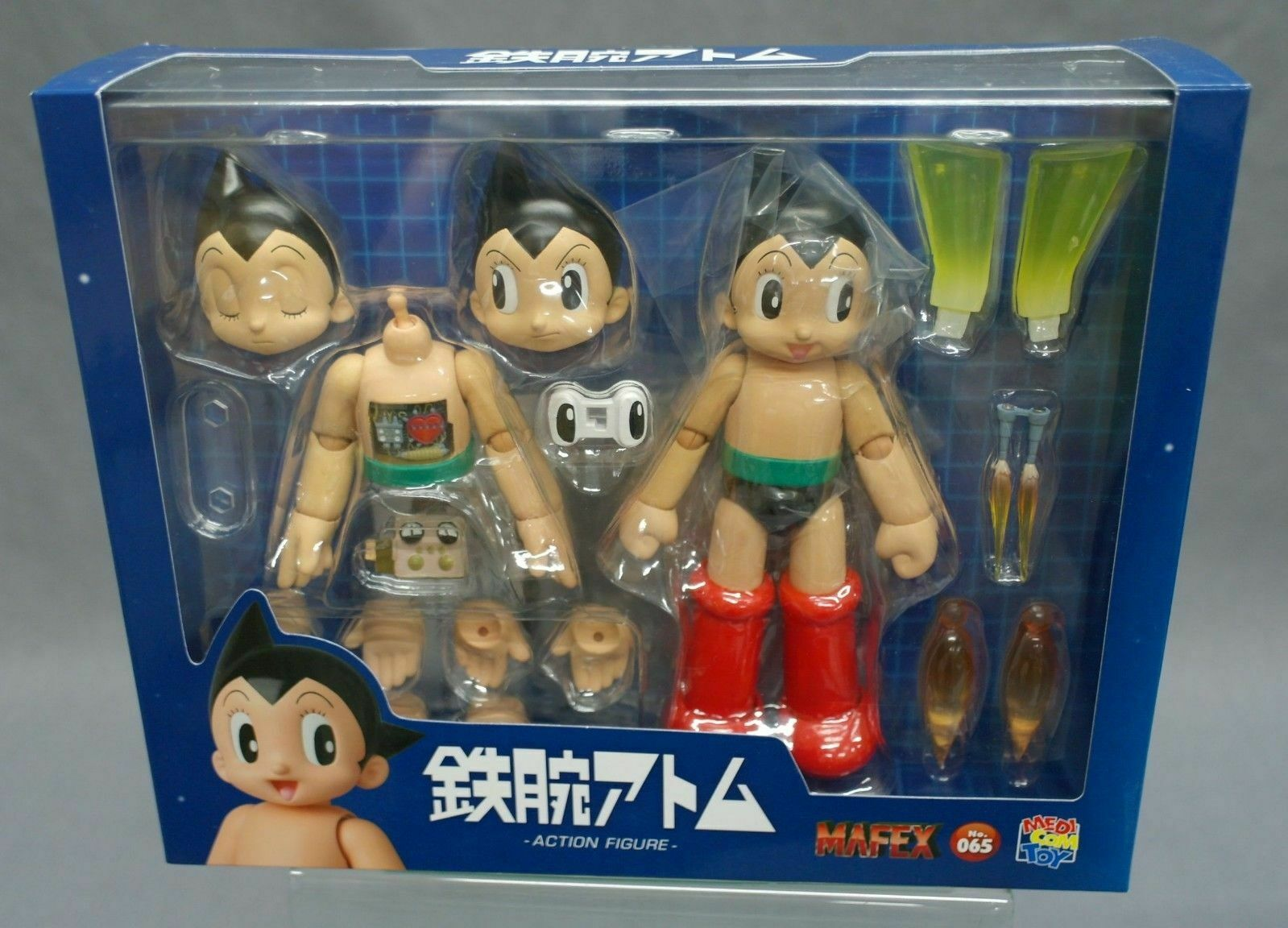 Figura No.065 Figura Medicom Juguete Japón nuevo Astro Boy