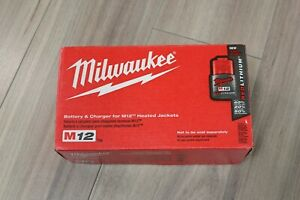Milwaukee-Battery-and-Charger-M12-Heated-Jackets-58-38-2041
