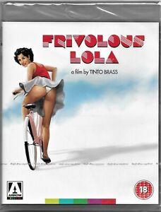 Tinto-Brass-039-Frivolous-Lola-Blu-Ray-Region-B-Includes-Registered-Post