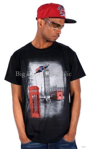 Ringspun Comic Marvel Men/'s Designer Tee Shirts Time Money Is, Superman