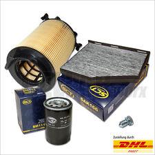Filterset Inspektionspaket (4-tlg) VW Golf 5 & 6 | Touran | Audi A3 | 1.6 102 PS