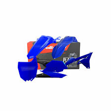 YAMAHA YZF PLASTIC KIT YZ250F YZF450 2014 15 16 17 Polisport Factory BLUE