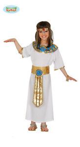 Caricamento dell immagine in corso GUIRCA-Costume-vestito-Nefertiti-egiziana -carnevale-bambina-mod- e65c950207c7