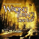 Wrong Turn 2: Dead End [Original Motion Picture Soundtrack] by Bear McCreary (CD, Sep-2007, La-La Land Records)