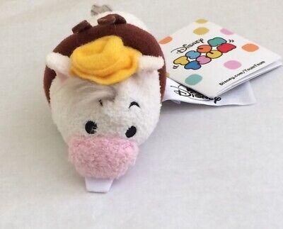 "BNWT Disney Parks Mr Toad/'s Wild Ride Tsum Tsum Angus MacBadger 3.5/"" Plush Mini"
