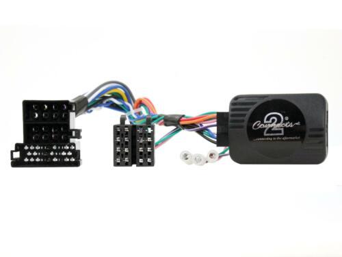 CTSPG010.2 RADIO STEERING WHEEL STALK ADAPTOR CONTROL FITS PEUGEOT BOXER