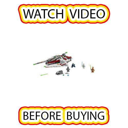 Lego Jedi Scout Fighter Set 75051 Star Wars   Star Wars Yoda Chronicles - 95%