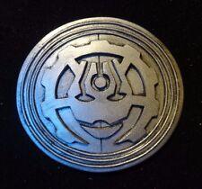 Warmachine Cyriss Badge Pin