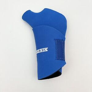 Benik-27170 W-204 Wrist and Thumb Wrap Blue Stretchy Large NEW