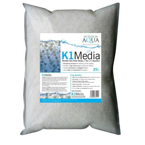Evolution Aqua K1 Media Biological Filter Media
