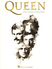 Queen Easy Piano Collection Songbook 10 Songs Noten für Klavier leicht