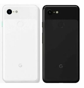 "Google Pixel 3 64GB 5.5"" 4G LTE Factory Unlocked GSM CDMA Smartphone Excellent"