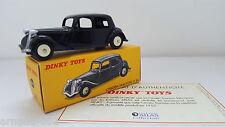 Dinky Toys Atlas - Citroën Traction 11 BL
