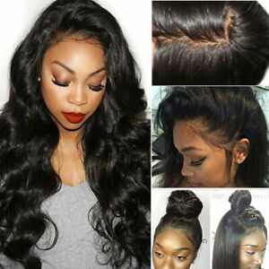 Wavy-9A-Indian-Real-Remy-Human-Hair-Wigs-360-Lace-Front-Silk-Top-Full-Lace-Wig-s