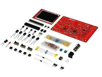 "DSO138 2.4"" TFT Digital Oscilloscope Kit DIY parts ( 1Msps ) DIY KITS 0-200KHz"