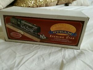 NEW-Memories-of-Steam-Evening-Star-Limited-Edition-Collectors-model-boxed