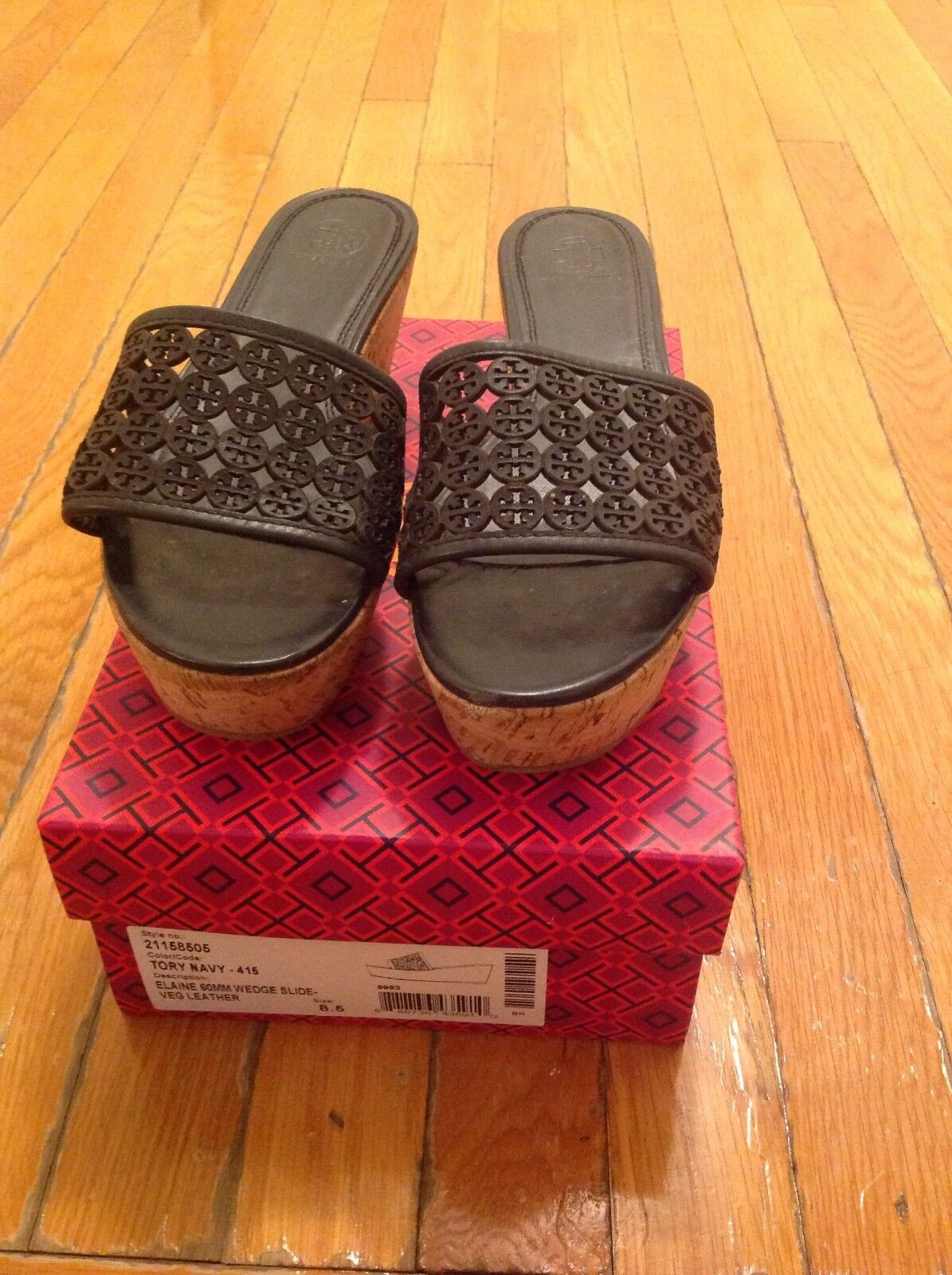 Tory Burch Elaine Slide Taille 8.5