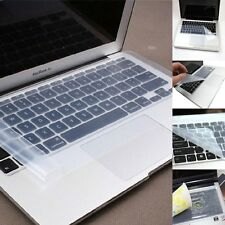 Universal Silicone Keyboard Protector Clear Cover Skin For Laptop Notebook PC 15