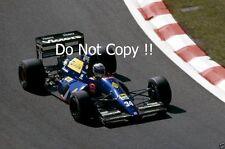 Nicola Larini Modena Team SpA Lambo 291 F1 Season 1991 Photograph 2