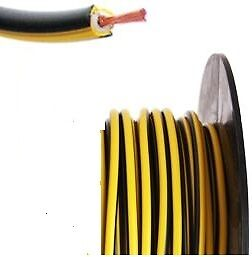 LUCAS BUMBLE BEE COMPEION MAGNETO SPARK PLUG WIRE 7MM STRANDED ... on solid core tires, copper core spark plug wires, scott plug wires, solid copper spark plug wires, moroso plug wires,