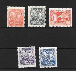 Edifil-993-7-MNH-Caoutchouc-Originale-Luxe-Catalogue-25-Euros