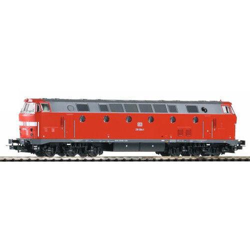 PIKO Expert DBAG BR219 Diesel Locomotive VI VI VI (DCC-Sound) HO Gauge 59938 52aa05