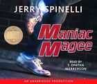Maniac Magee by Jerry Spinelli (CD-Audio, 2005)