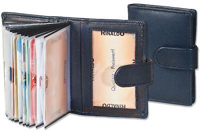 + Rinaldo-xxl-carte Di Credito Astuccio Per 19 Carte In Pelle Vitello Blu Scuro 6880808-enetui Für 19 Karten Kalbsleder Dunkelblau 6880808 It-it Mostra Il Titolo Originale