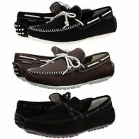 Cole Haan Mens Grant Escape Toe Slip-on Driving Drivers Loafers Boat Shoes