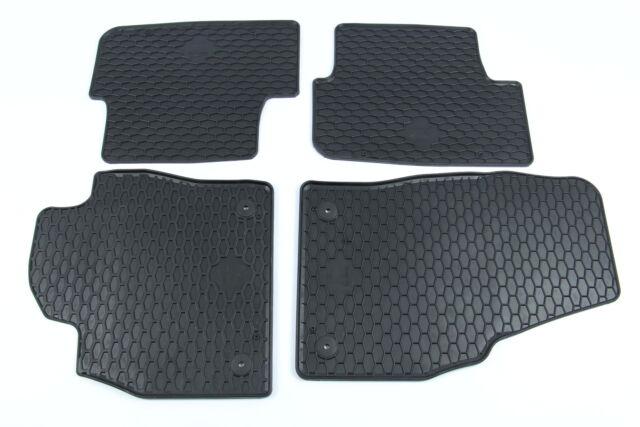 Original VW Gummi Fußmatten vorn T4 Transporter Multivan 701061501A schwarz OEM