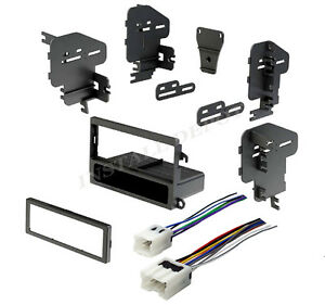 s l300 complete installation kit car stereo dash kit & wire harness car stereo wire harness at gsmportal.co