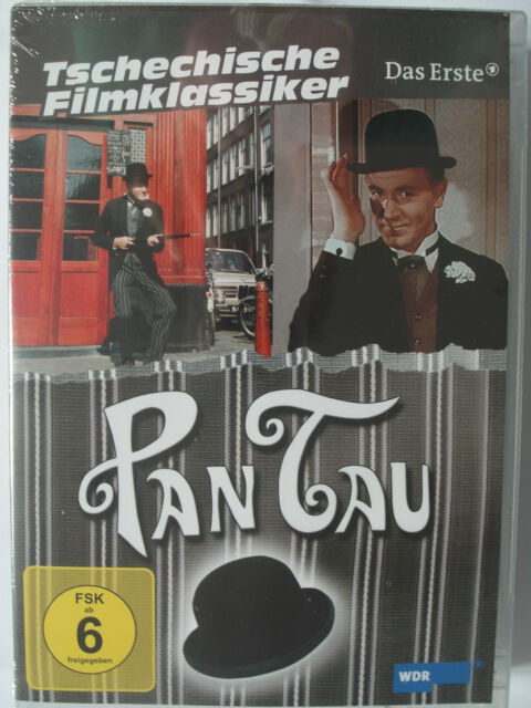 Pan Tau - Abenteuer TV Serie - alle 33 Folgen, Staffel 1, 2, 3 - Pantomine Kult