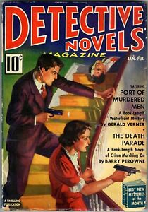 DETECTIVE-NOVELS-MAGAZINE-Pulp-January-February-1938-Bullet-to-head-cover