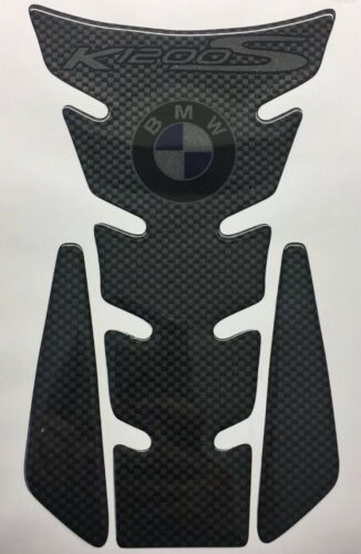 AWESOME NEW BMW K1200S CARBON TANKPAD