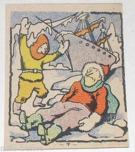 Image-Collection-BANANIA-N-7-A-la-CONQUETE-du-POLE-1900-ALBUM-D-039-IMAGES-1936