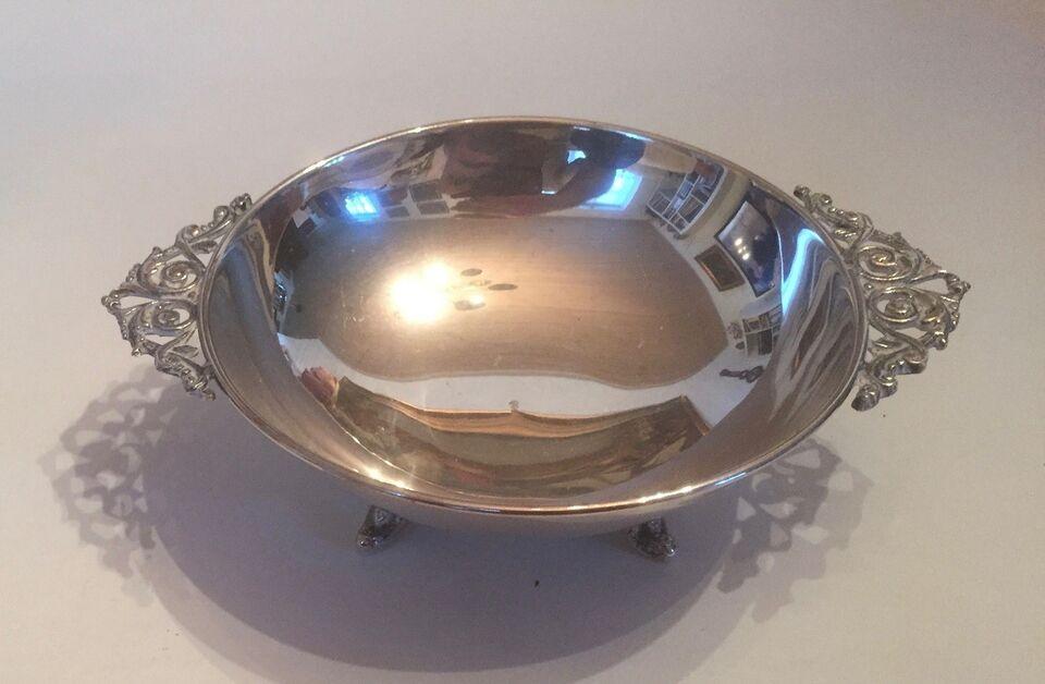 Sølvtøj, øreskål / skål
