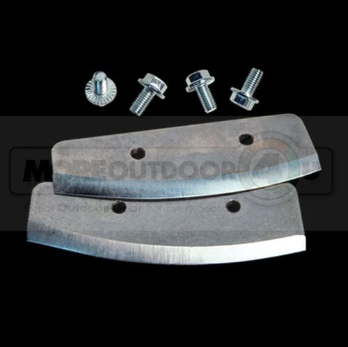 """11735 NEW ION 8/"""" Electric Ice Auger Bit Replacement Blades"""