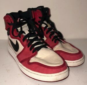 36c93cb0088 Air Jordan 1 KO High Chicago AJKO White Black Red Shoes 638471 101 ...