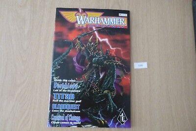 Sincero Gw Warhammer Mensile-issue 2 1998 Ref:1389-mostra Il Titolo Originale Pregevole Fattura