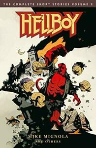 Hellboy-THE-Complete-Short-Stories-Volume-2-by-Russel-P-Craig-Hampton-Scot